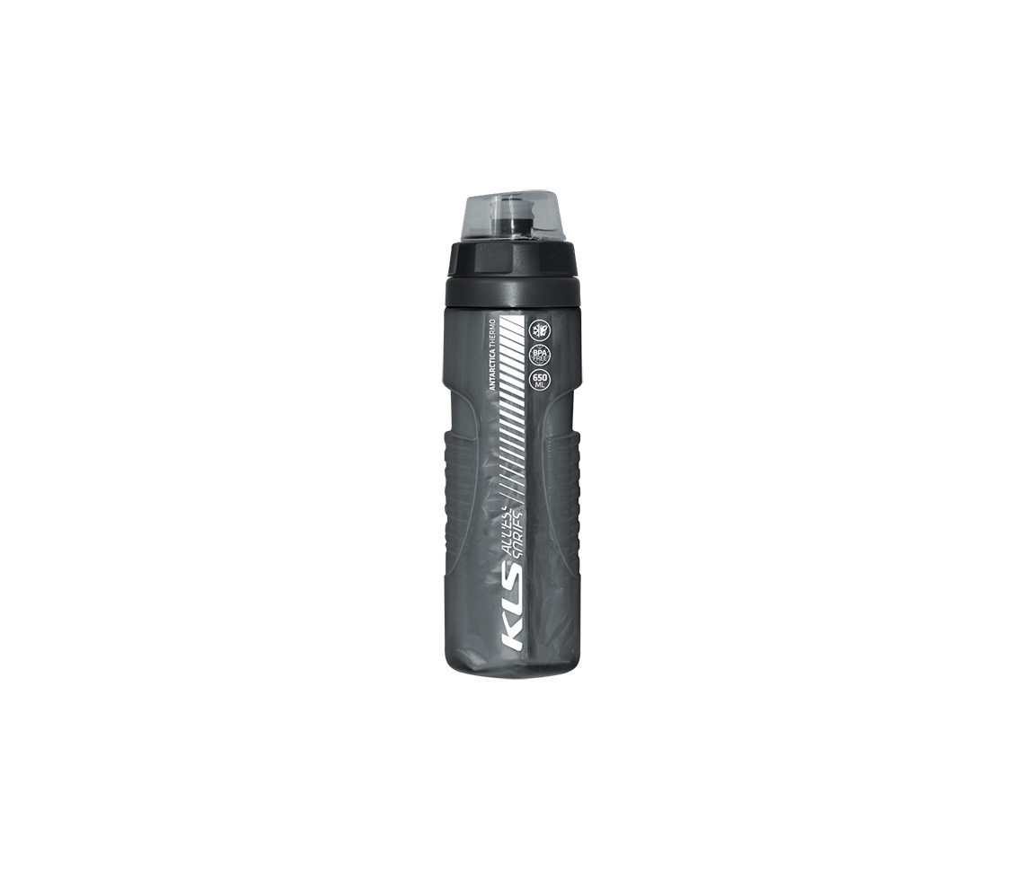 ANTARCTICA 0,7L Charcoal Black Thermo