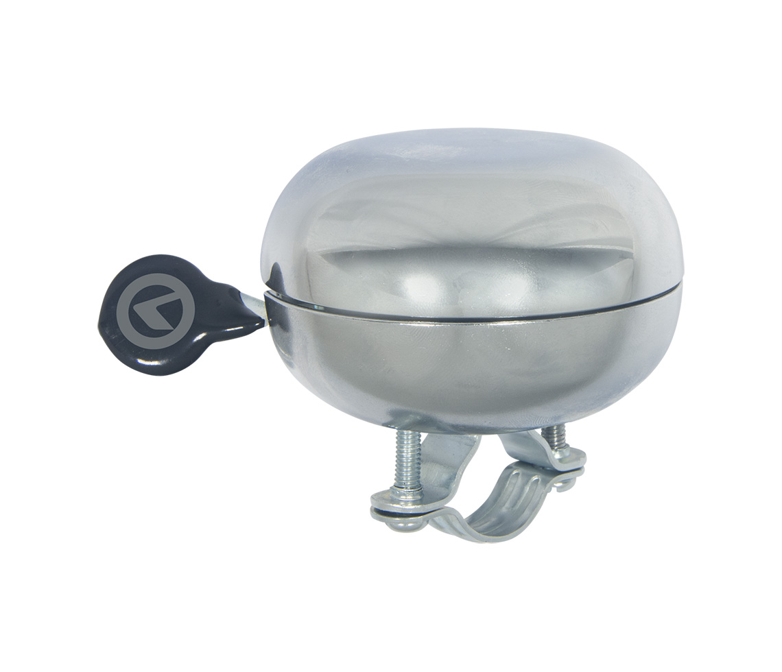 Bicycle bell KELLYS Bell 80 silver