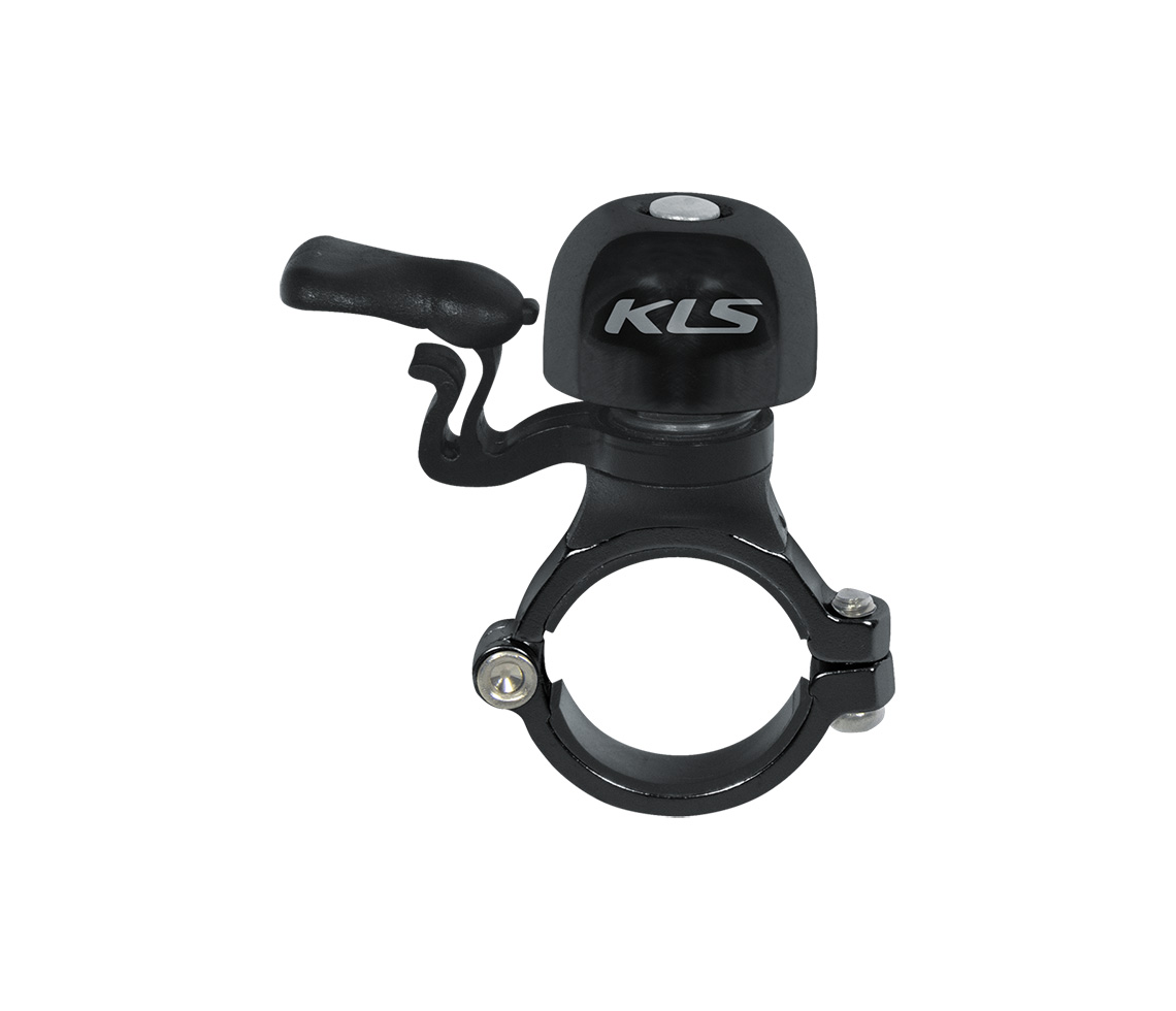 Bicycle bell KLS BANG 50 black