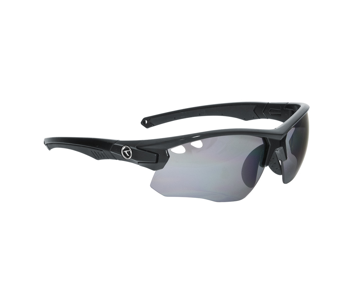 STRANGER Shiny Black POLARIZED