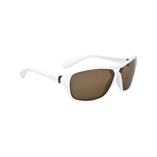 Szemüveg GLANCE - Shiny White POLARIZED