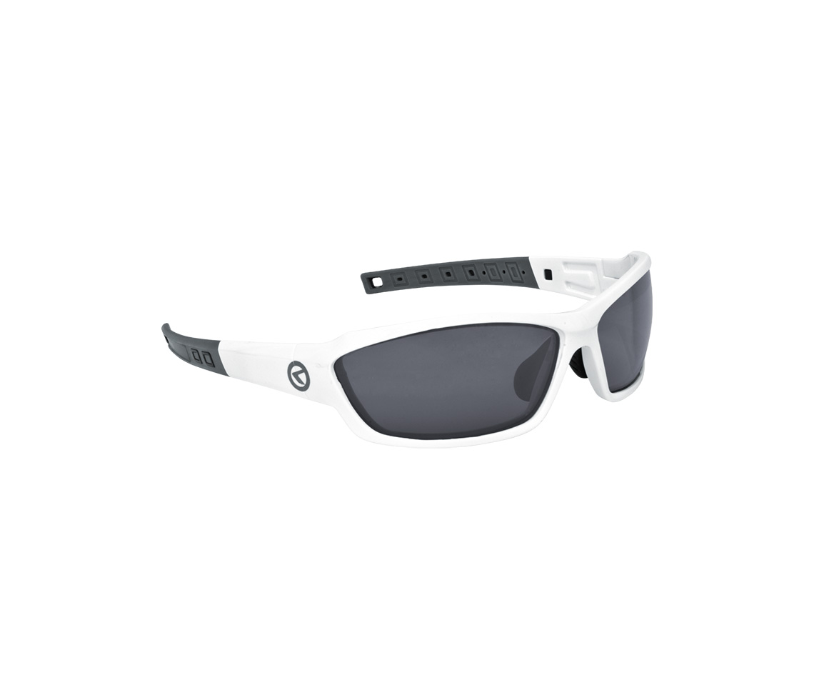 Sonnenbrille KELLYS Projectile - White Gloss POLARIZED