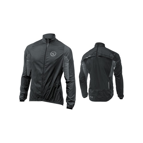 Jacke WINDPACK black