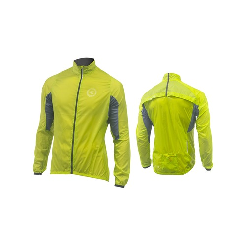 Jacke WINDPACK green