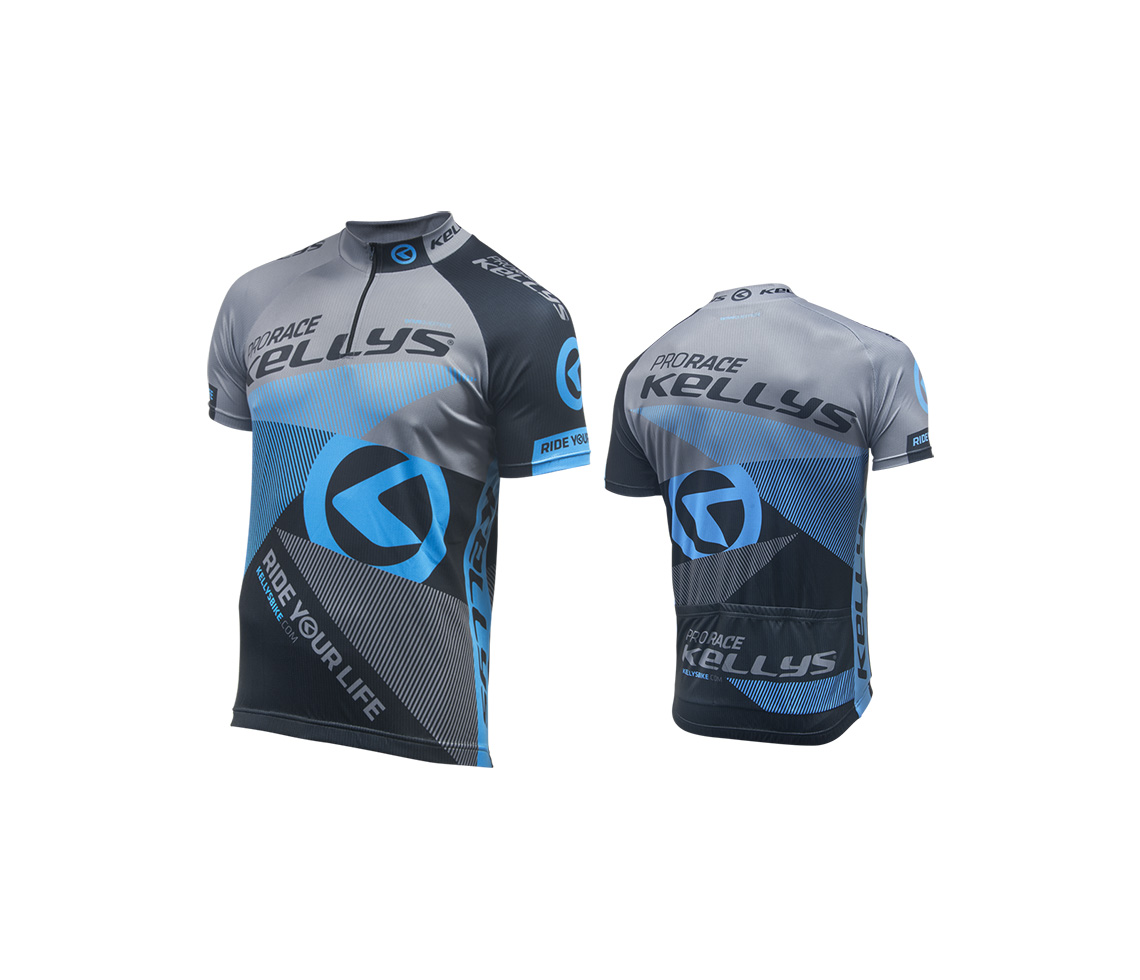 PRO RACE blue (016) [Short Sleeve]