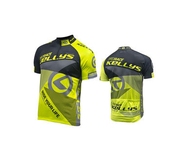 PRO RACE lime (016) [Short Sleeve]