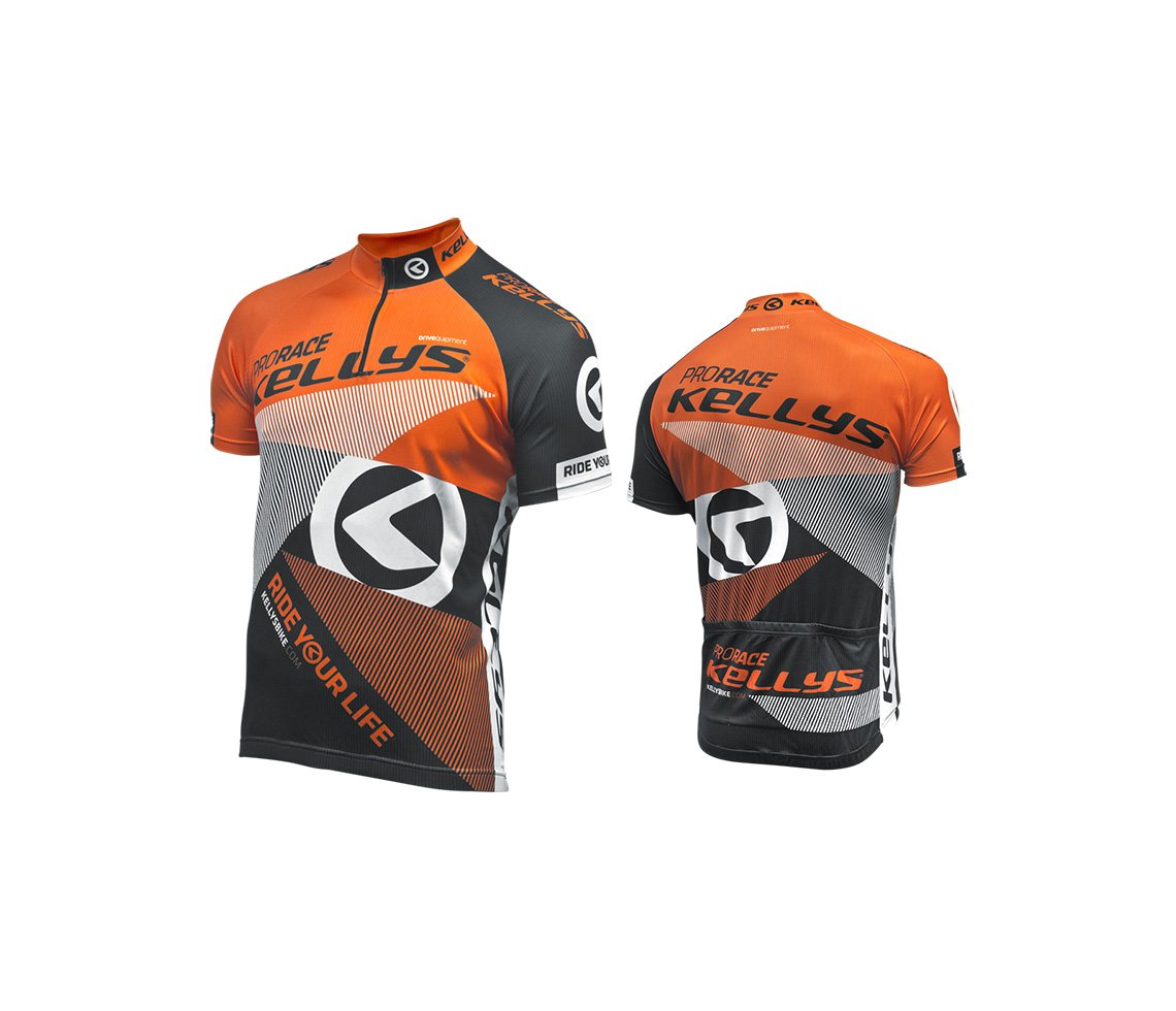 PRO RACE orange (016) [Kurzarmtrikot]