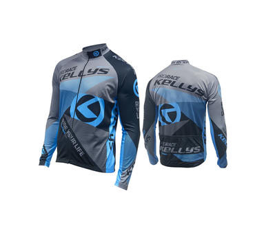 PRO RACE blue (016) [long sleeve]