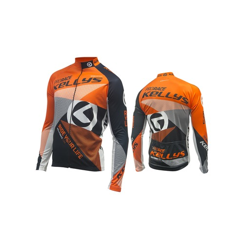 PRO RACE orange (016) [long sleeve]