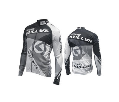 PRO RACE white (016) [long sleeve]