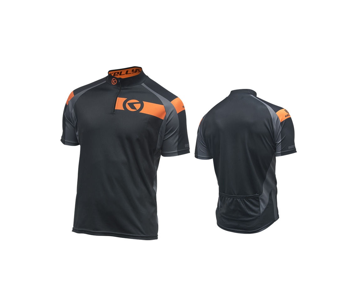 PRO SPORT orange (016) [Short Sleeve]
