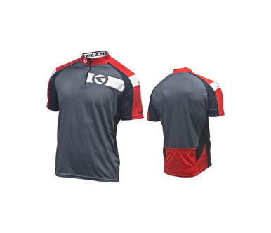 PRO SPORT red (016) [Short Sleeve]