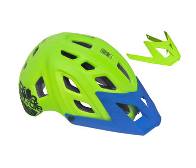 Helmet RAZOR lime green