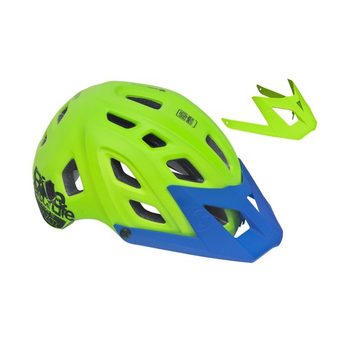 Přilba RAZOR lime green