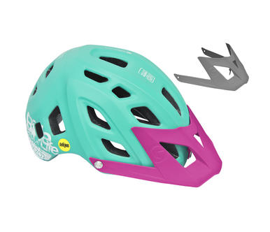 Kask RAZOR MIPS tiffany green