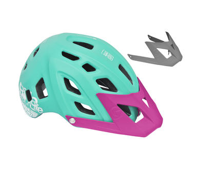 Helm RAZOR tiffany green