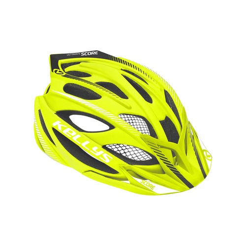 Kask SCORE neon yellow