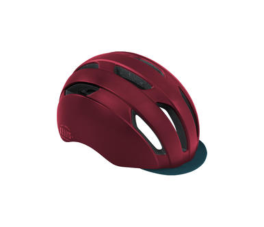 TOWN CAP ruby red