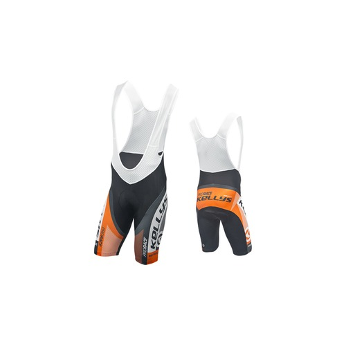 PRO RACE orange [with padding] (016)