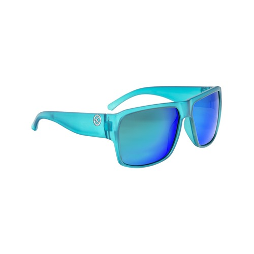 Szemüveg RESPECT- Matt Crystal Blue POLARIZED