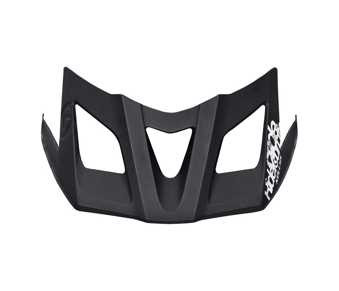 Spare visor for helmet RAZOR space black