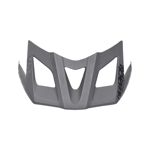 Spare visor for helmet RAZOR dusty grey