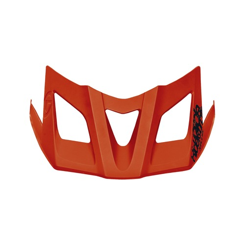 Spare visor for helmet RAZOR juice orange