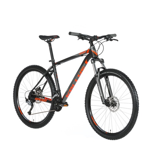 SPIDER 50 BLACK ORANGE 27.5""