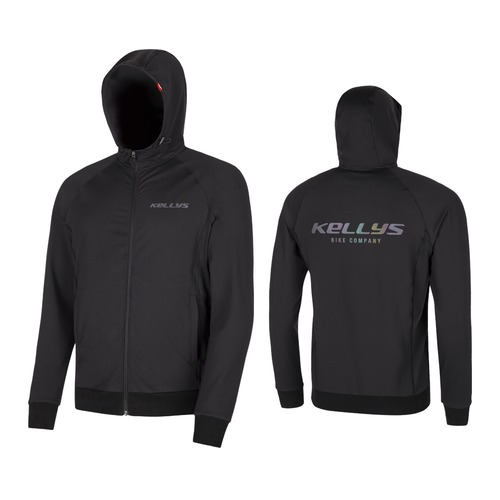 MEN´S CHROMATIC HOODIE black