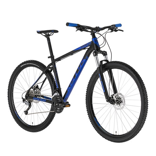 SPIDER 50 BLACK BLUE 29""