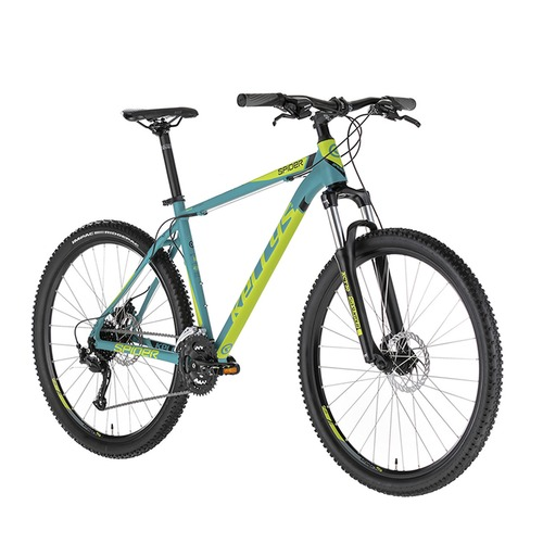 SPIDER 10 TURQUOISE 27.5""