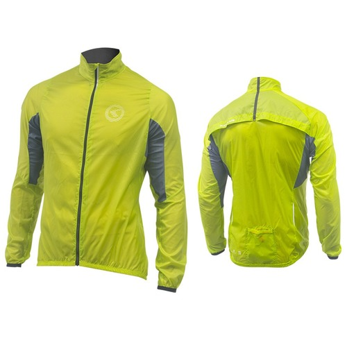 Jacket WINDPACK green