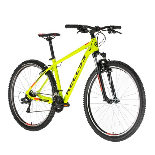 SPIDER 10 NEON YELLOW 29""