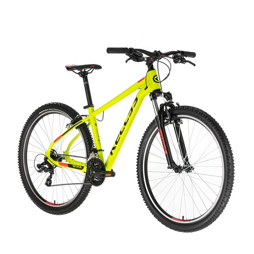 SPIDER 10 NEON YELLOW 26""